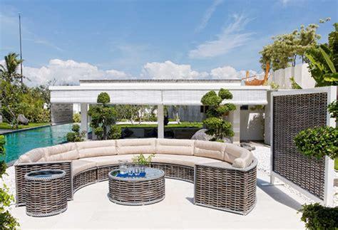 muebles para terrazas exteriores fotos de muebles modernos para decorar terrazas elegantes