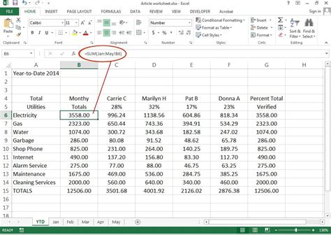 Formulas For Excel Spreadsheets by Jfn Excel Spreadsheet Tips