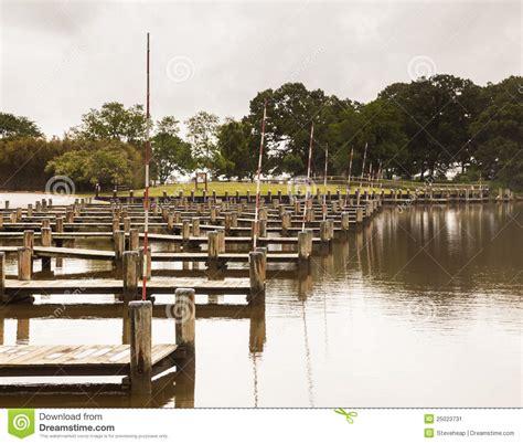 dream of empty boat rows of empty boat dock harbor stock image image 25023731