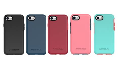 Otterbox Symmetry For Iphone 7 Pink Colour Ori Asli otterbox symmetry series for iphone 7 groupon