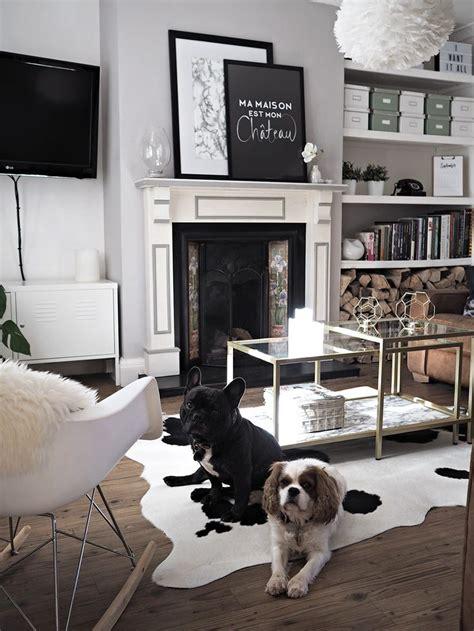 Cowhide Rug Living Room Ideas - best 25 cowhide rug decor ideas on cowhide