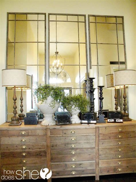 decor console table