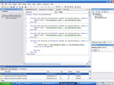 coding visual basic calculator visual basic build a simple calculator techpowerup forums