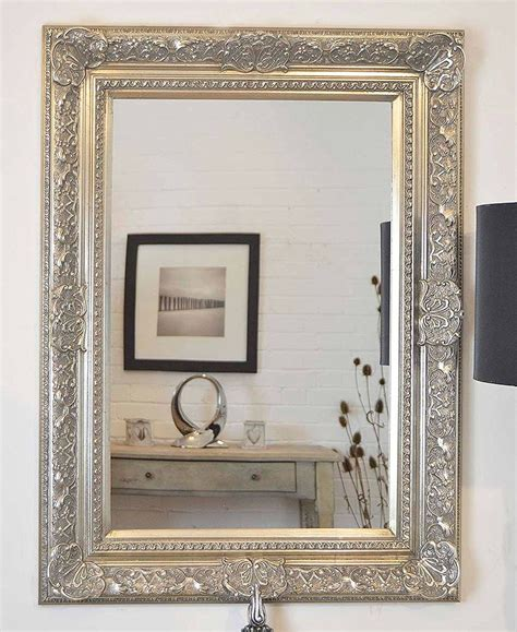 2018 popular ornate bathroom mirrors