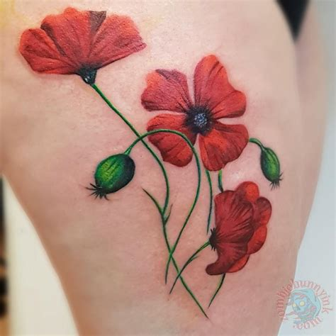 watercolor tattoo taff coquelicot his work is amazing regardless of the
