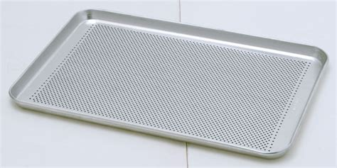 Stainless Steel Pan Perforated Tr 6420p fullmak flat trays perforated trays