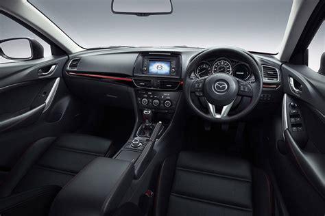 Mazda 6 Wagon Interior by Mazda6 Wagon Review Fleet