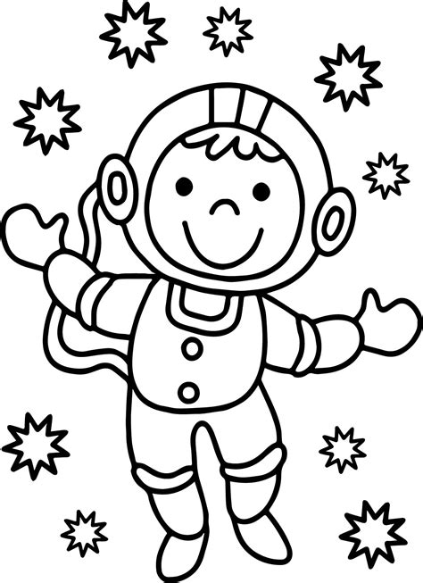 coloring pages for your and astronaut monkey coloring page wecoloringpage