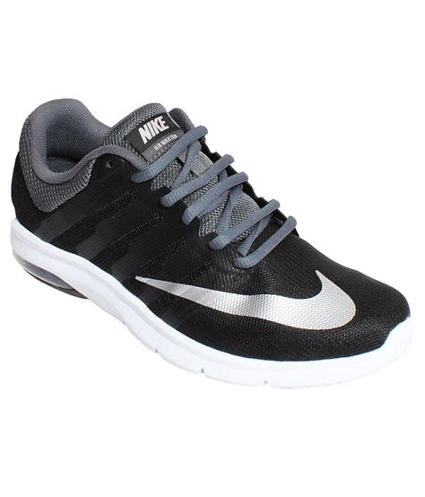 black nike running shoes nike black running shoes price in india buy nike black