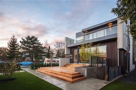 House Design Vancouver by The West Coast Modern House Vancouver Residential Architecture