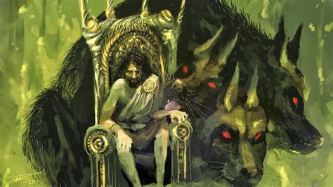imagenes de hades dios del inframundo mitologia griega