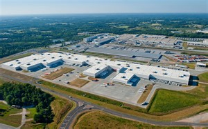 Bmw South Carolina Bmw Spartanburg South Carolina Assembly Plant Photo 1