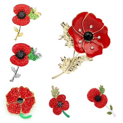 Poppy Drops Free Earrings Lets charming fashion jewelry accessories royal style