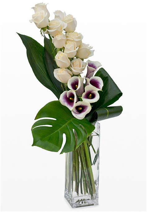 Flower Arrangements In Vase by Funeral Flower Arrangements On Funeral Flowers