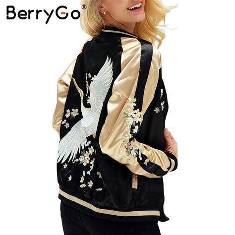 Floral Embroidery Coat floral embroidery satin jacket coat lalbug