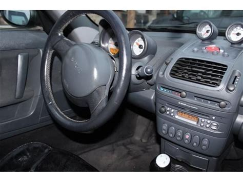 smart roadster interni sold smart roadster coup 232 used cars for sale autouncle