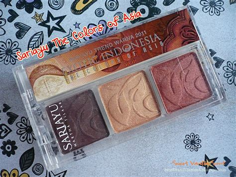 Eyeshadow Sariayu Petikan Sitar tania s an items sariayu colors