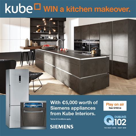 How To Win A Free Kitchen Makeover by News Offers And Sales Recipies Kube Interiors