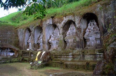 menengok wisata sejarah candi gunung kawi wisata bali