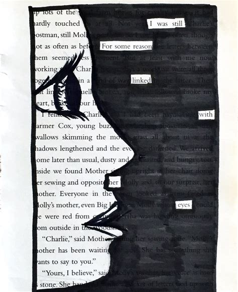black magic a poem books keith neville on quot blackout poetry with year 10
