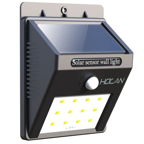 solar power outside lights best solar outdoor lights ledwatcher