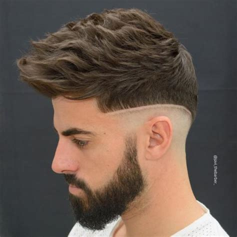 Faux Hawk Hairstyle For by Dapper Hairstyles For Guys S Hairstyles 2018
