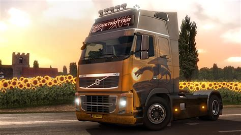 Lackierung Lkw by Truck Simulator 2 Paint Dlc