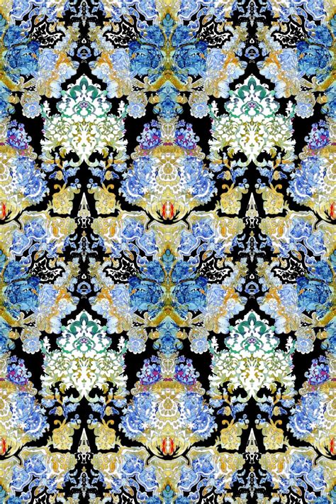 timorous beasties wallcoverings damsel damask wallpaper