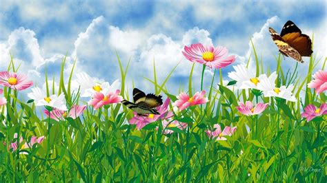 flowers that bloom at beautiful flowers wallpapers flowers wallpapers wallpaper cave
