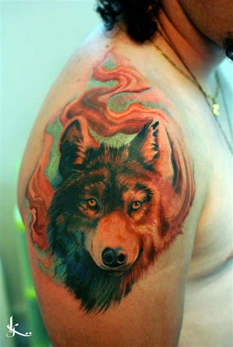 3d wolf tattoo wolf tattoos for ideas and inspiration for guys