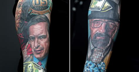 tattoo nightmares online uk breaking bad tattoo meet james allan who has amazing