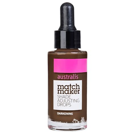 Buy Match Com Gift Card - buy match maker shade adjusting drops darkening 18 ml by australis online priceline