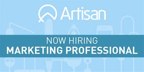 marketing professional description artisan talent
