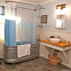 water trough bathtub trough tub shower for the home