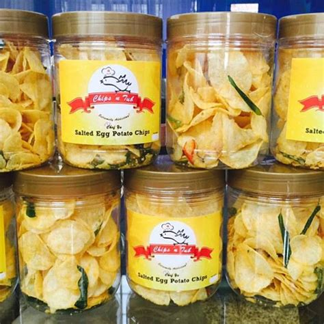 Lebro Salted Egg Potato Chips the ultimate salted egg chips guide in metro manila the