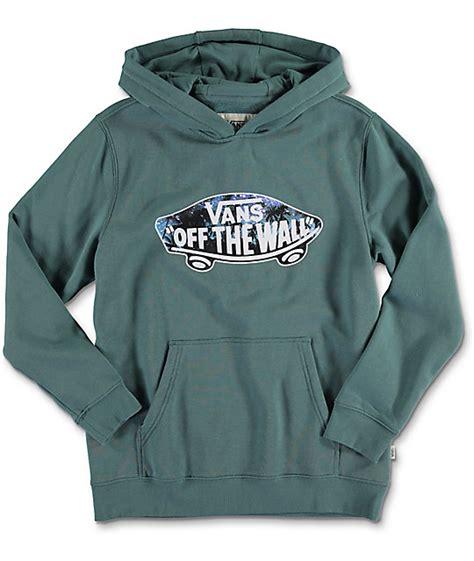 Hoodie Vans The Wall vans the wall atlantic youth hoodie at zumiez pdp