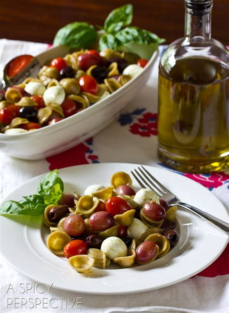 recipe fried calamari salad villeroy boch blog recipe orecchiette with roasted grapes tomatoes