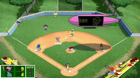 free backyard baseball backyard baseball 2001 demo humongous entertainment