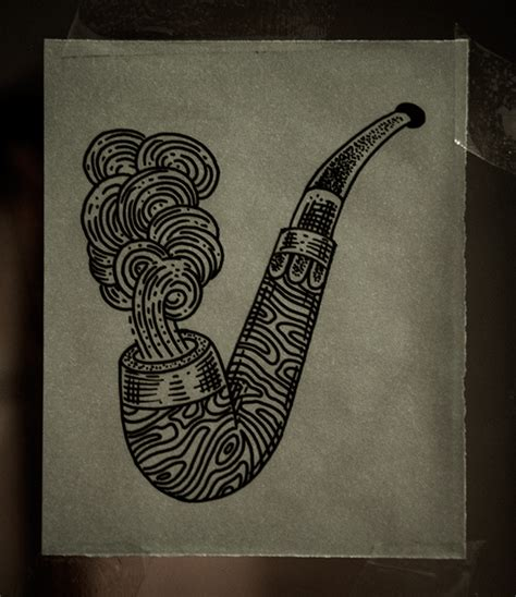 pipe tattoo designs pipe on behance