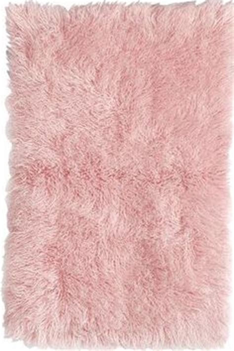 Pink Fluffy Rugs by A Soft Pink Fluffy Rug For Adding Texture From