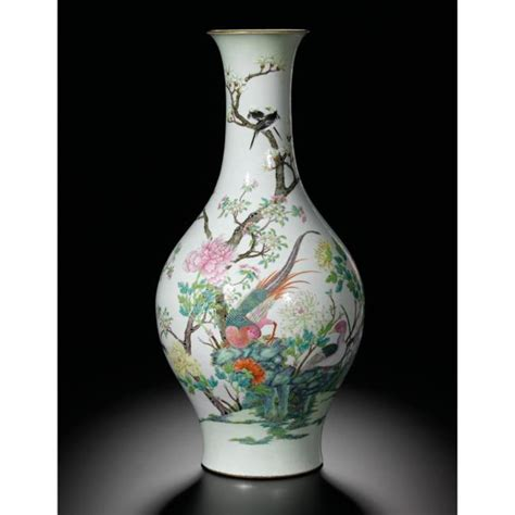Qianlong Vase by Qianlong Famille Vase Hk 200 300k Hk 7 82m