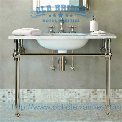 bathroom vanity metal legs hotel bathroom vanity base with metal legs construction