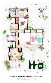 Two And A Half Men Floor Plan tv tv floor plans and