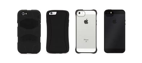 Rugged Iphone 44s Griffin Survivor Slim griffin outs lineup for 9 7 inch pro iphone se