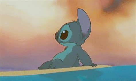 stitch gifs find share on giphy water animated gif