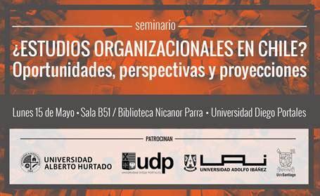 facultad de econom a y negocios universidad de chile seminario quot 191 estudios organizacionales en chile