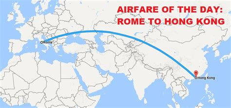 airfare of the day air china business class fco hkg usd 1731 loyaltylobby