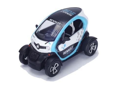 renault twizy blue renault twizy 2015 spark model 1 43 autos