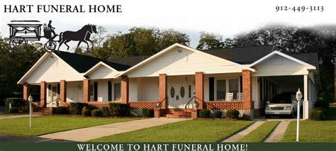 hart funeral home ga blackshear funeral home