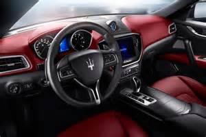 Ghibli Maserati Interior Maserati Ghibli 2013 Pictures Auto Express